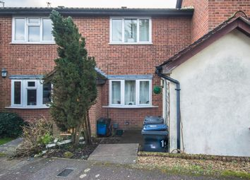 Thumbnail 2 bed terraced house to rent in Ladywood Road, Hertford