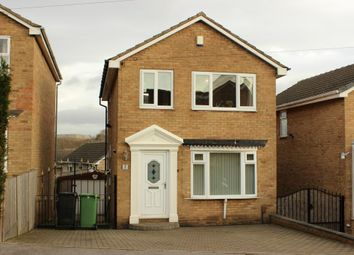 Thumbnail 3 bed detached house to rent in New Park Way, Farsley, Pudsey