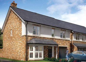 """Thumbnail 4 bed detached house for sale in """"The Rosebury"""" at Worsall Road, Kirklevington, Yarm"""