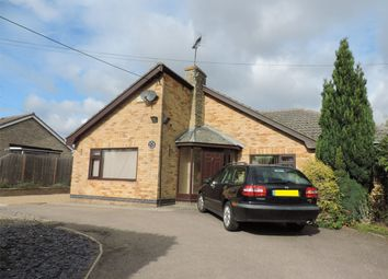 Thumbnail 4 bed detached bungalow to rent in High Street, Thurlby, Bourne, Lincolnshire