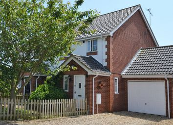 Thumbnail 3 bedroom semi-detached house for sale in Bellview Close, Briston, Melton Constable