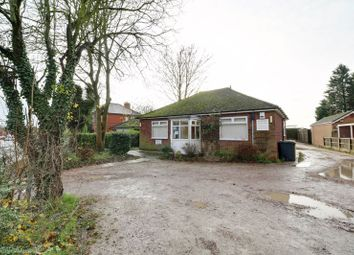 Thumbnail 2 bed detached bungalow for sale in Brigg Road, Broughton, Brigg