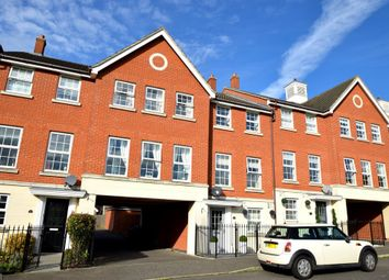 Thumbnail 4 bed town house for sale in Chapelwent Road, Haverhill