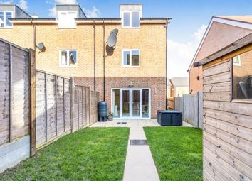 Thumbnail 3 bed end terrace house for sale in Buttercup Avenue, Minster, Sheerness, Kent