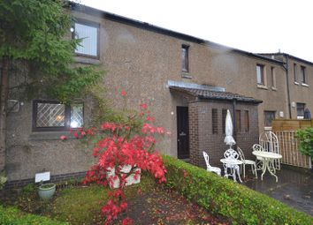 Thumbnail 2 bed terraced house for sale in Drumnessie Court, Cumbernauld