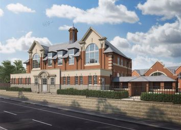 Thumbnail 3 bed flat for sale in St Peters House, Devizes, Wiltshire