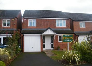 Thumbnail 4 bed detached house for sale in Kings Park West, Birmingham, West Midlands