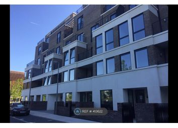 Thumbnail 3 bed flat to rent in Abercrombie Road, London