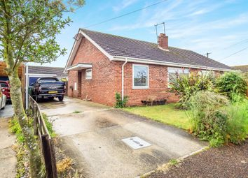 Thumbnail 2 bedroom semi-detached bungalow for sale in Thurne Rise, Martham, Great Yarmouth