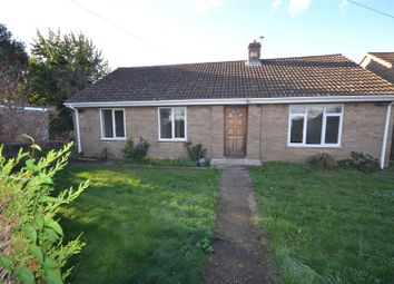 Thumbnail 3 bed bungalow to rent in Mildenhall Road, Littleport, Ely