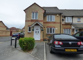 Thumbnail 3 bed property to rent in Ensign Drive, Gosport