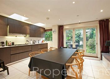 Thumbnail 4 bed terraced house to rent in Lisburne Road, Hampstead, London