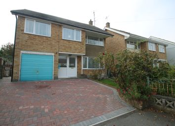 Thumbnail 4 bed detached house for sale in Brackendale Close, Hockley
