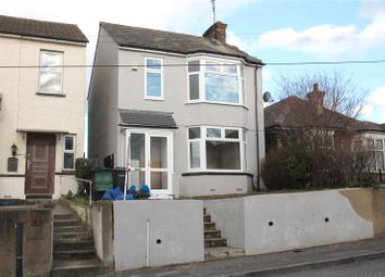 Thumbnail 3 bed detached house for sale in Vale Road, Northfleet, Kent