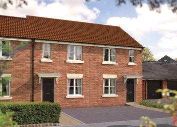 "Thumbnail 2 bedroom semi-detached house for sale in ""The Conrad"" at Coupland Road, Selby"