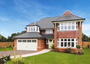 "Thumbnail 4 bed detached house for sale in ""Richmond"" at Walnut Lane, Hartford, Northwich"