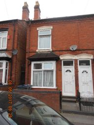 Thumbnail 2 bed terraced bungalow for sale in Oldknow Road, Small Heath Birmingham