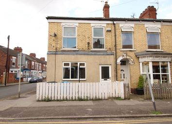 Thumbnail 3 bed terraced house for sale in Hardwick Street, Hull