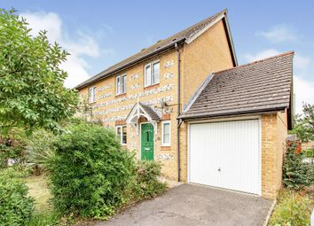 Thumbnail 3 bed semi-detached house for sale in Carleton Close, Amesbury, Salisbury