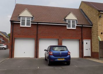 Thumbnail 2 bedroom flat to rent in Fontmell Close, Swindon