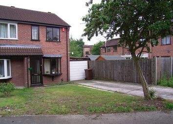 Thumbnail 2 bed semi-detached house to rent in Stenigot Close, Lincoln