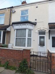 Thumbnail 3 bed terraced house to rent in College Street, Cleethorpes