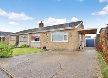 Thumbnail 3 bedroom semi-detached bungalow for sale in Peregrine Close, Sprowston, Norwich