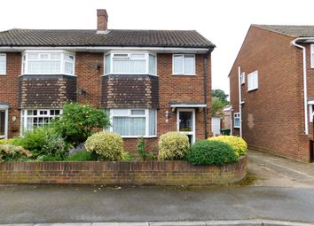 Thumbnail 3 bed semi-detached house for sale in The Rowans, Sunbury-On-Thames