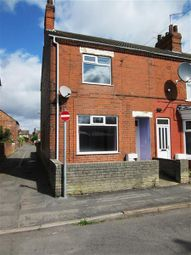 Thumbnail 2 bedroom end terrace house for sale in Sheffield Street, Scunthorpe