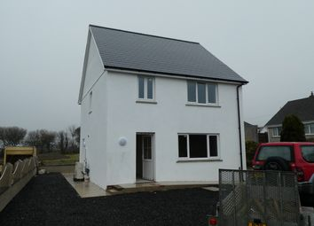 Thumbnail 3 bed detached house for sale in Maenygroes, New Quay