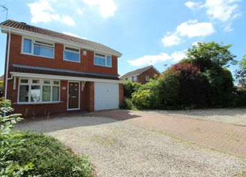 Thumbnail 5 bed detached house for sale in Appledore Drive, Coventry