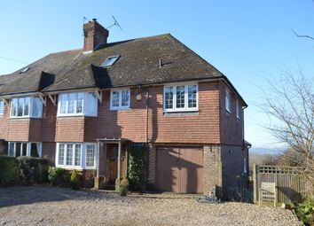 5 bed semi-detached house for sale in The Beeches, London Road, Hurst Green, Etchingham TN19