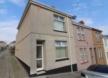 Thumbnail 2 bed end terrace house for sale in Keyham Street, Plymouth