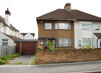Thumbnail 2 bed semi-detached house to rent in Gubbins Lane, Woodford Green