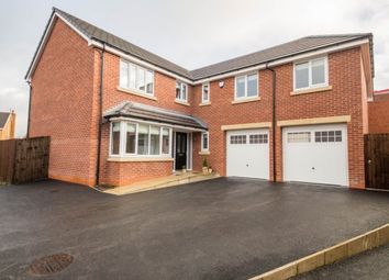 Thumbnail 5 bed property for sale in Mccorquodale Gardens, Newton-Le-Willows