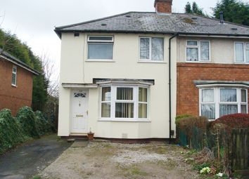 Thumbnail 2 bed semi-detached house for sale in Borrowdale Road, Northfield