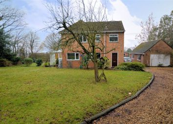 Thumbnail 4 bedroom detached house for sale in Sulhamstead Hill, Sulhamstead, Reading