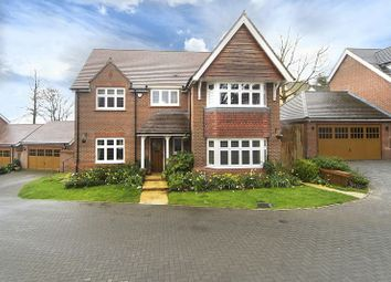 Thumbnail 4 bed detached house for sale in Havisham Drive, Compton Park, Wolverhampton