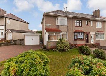 Thumbnail 2 bed end terrace house for sale in Barrachnie Road, Garrowhill, Glasgow, Lanarkshire