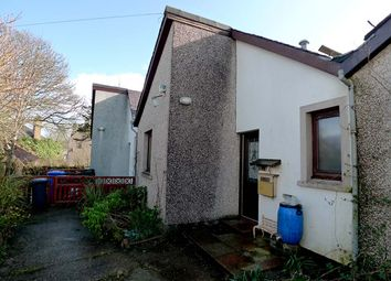 Thumbnail 1 bed terraced bungalow for sale in 16 New Street, Stornoway, Isle Of Lewis