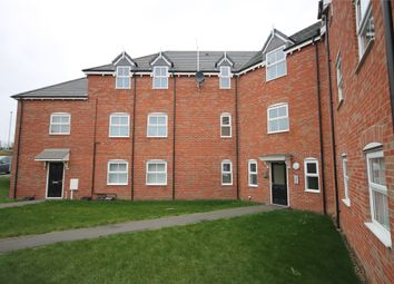 Thumbnail 2 bed flat for sale in The Crossings, Newark, Nottinghamshire.