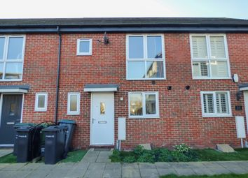 Thumbnail 3 bed terraced house for sale in Hither Fields, Gravesend, Kent