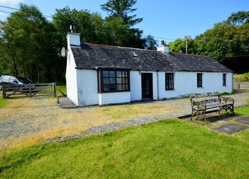 Thumbnail 2 bed cottage for sale in Leiter Cottage, Fishnish, Isle Of Mull