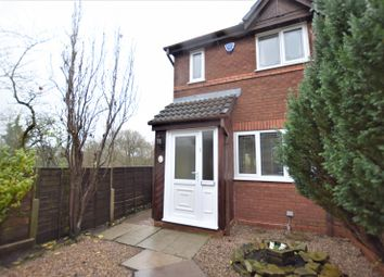 Thumbnail 2 bed mews house for sale in Peveril Mews, Disley, Cheshire
