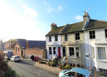 Thumbnail 3 bed end terrace house for sale in Tackleway, Hastings