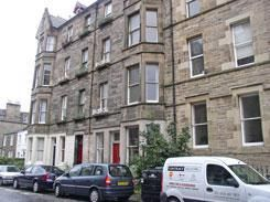 Thumbnail 3 bed flat to rent in Bruntsfield, Edinburgh