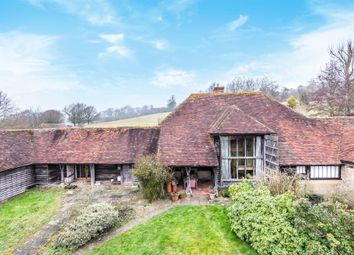Thumbnail 7 bedroom barn conversion for sale in Barn, Annexe & Paddock, Egerton Village