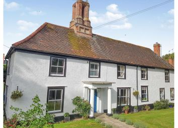 Chapel Street, Steeple Bumpsted, Haverhill CB9. 6 bed detached house for sale