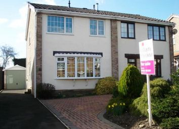 Thumbnail 3 bed semi-detached house for sale in Cavewell Close, Ossett