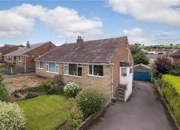 Thumbnail 2 bed semi-detached bungalow for sale in Harden Lane, Wilsden, Bradford, West Yorkshire